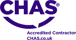 CHAS - Contractors Health and Safety Assessment Scheme - Accredited Contractor - www.chas.gov.uk